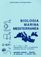 An unexplorer sedimentary record for the study of enviromental change in mediterranean coastal enviroment: Posidonia oceanica