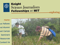 Knight Science Journalism Fellowships at Mit