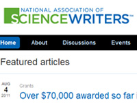 National Assotiation of Science Writers