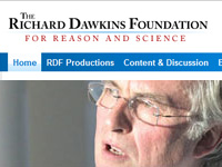 Web Richard Dawkins